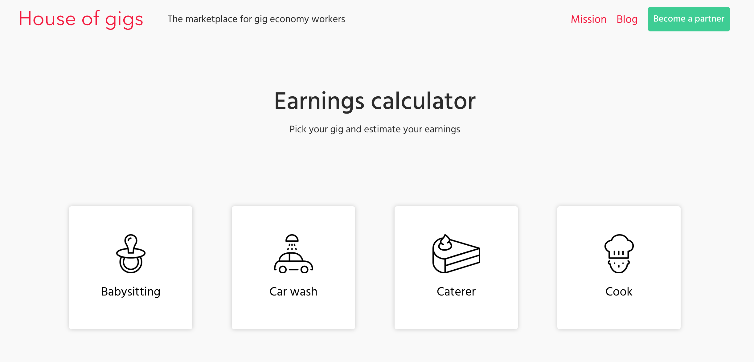 Find out how much you can earn with our new calculator!